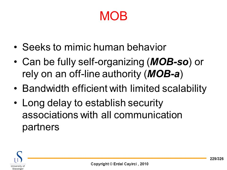 MOB Seeks to mimic human behavior