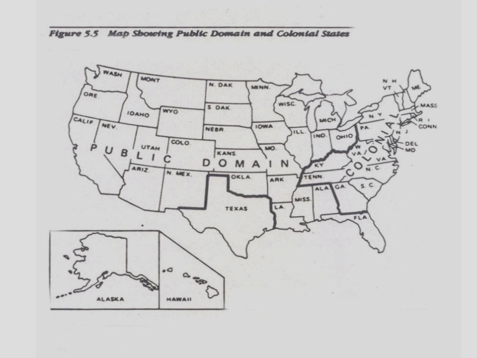 Legal Descriptions Of Land Ppt Download