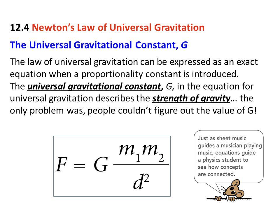 law of universal gravitation worksheet key image