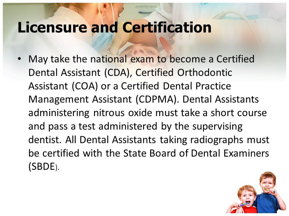 Dental Assistant Skills Ppt Video Online Download