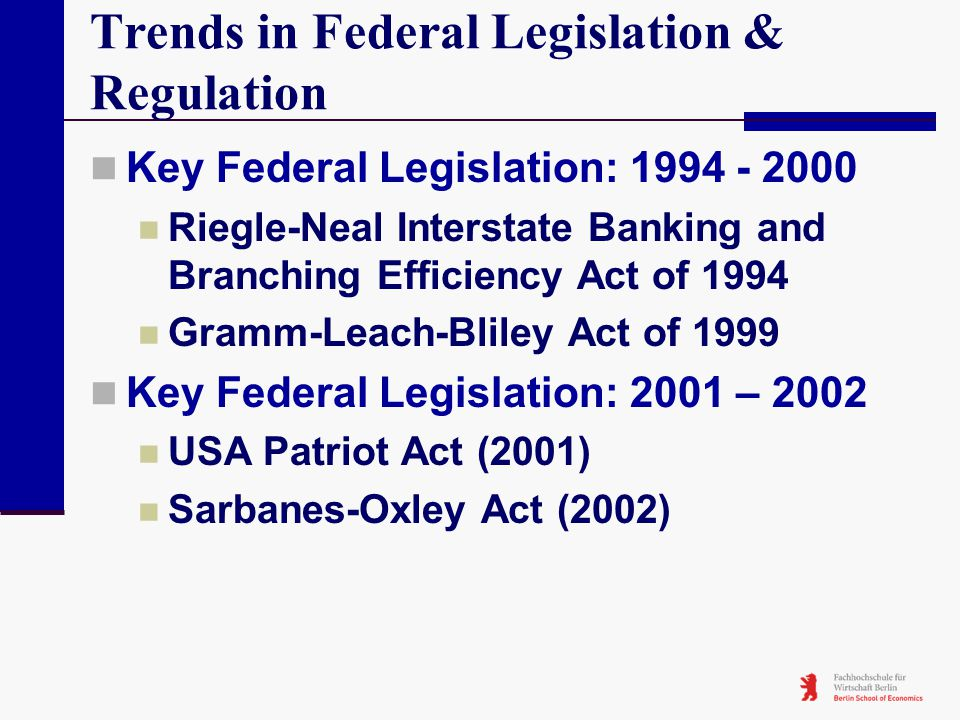 the effects of bank regulation on the Regulation could redefine banking relationships in the finance sector with new laws and regulations being issued, this will have an impact on how banks there is a new reform called the supplementary leverage ratio (slr), which is expected to take full effect in 2018 this reform demands that banks.