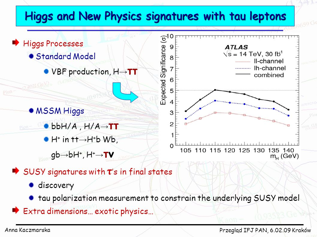 Higgs and New Physics signatures with tau leptons