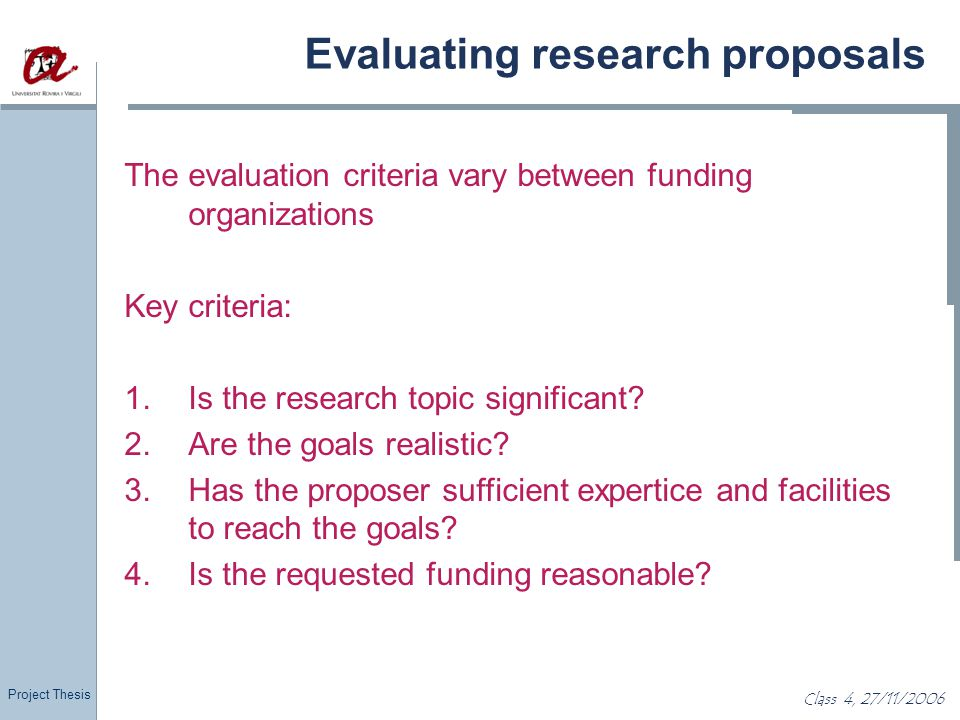 evaluating the research process grading criteria hcs 465 Hcs 465- health care research utilization evaluating the research process class group: bsdd10s8g8 university of phoenix online professor: donald steacy december 5, 2011 literature review the literature review is based upon an effort to search for and obtain information relative to a.
