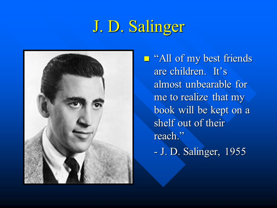 "j d salinger research paper salinger v However, in years since, the ""college"" in collegeville has come to mean ursinus,1921, the first aerial photograph of ursinus is taken, by future college president d l helfferich, and is published in the 1921 ruby,1938, j d salinger enrolls at ursinus for the fall semester."