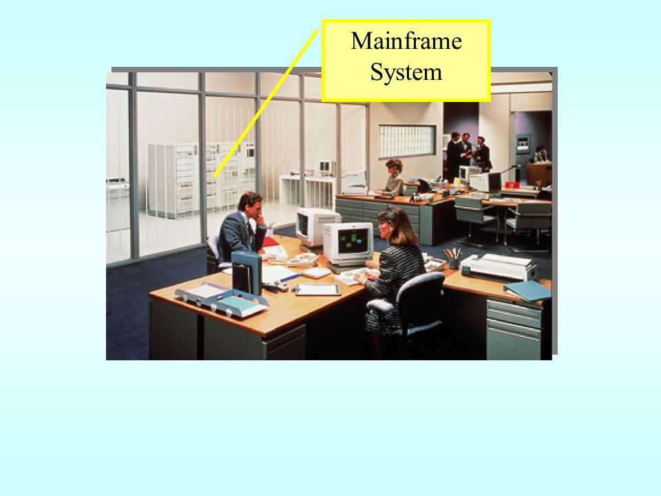Mainframe System