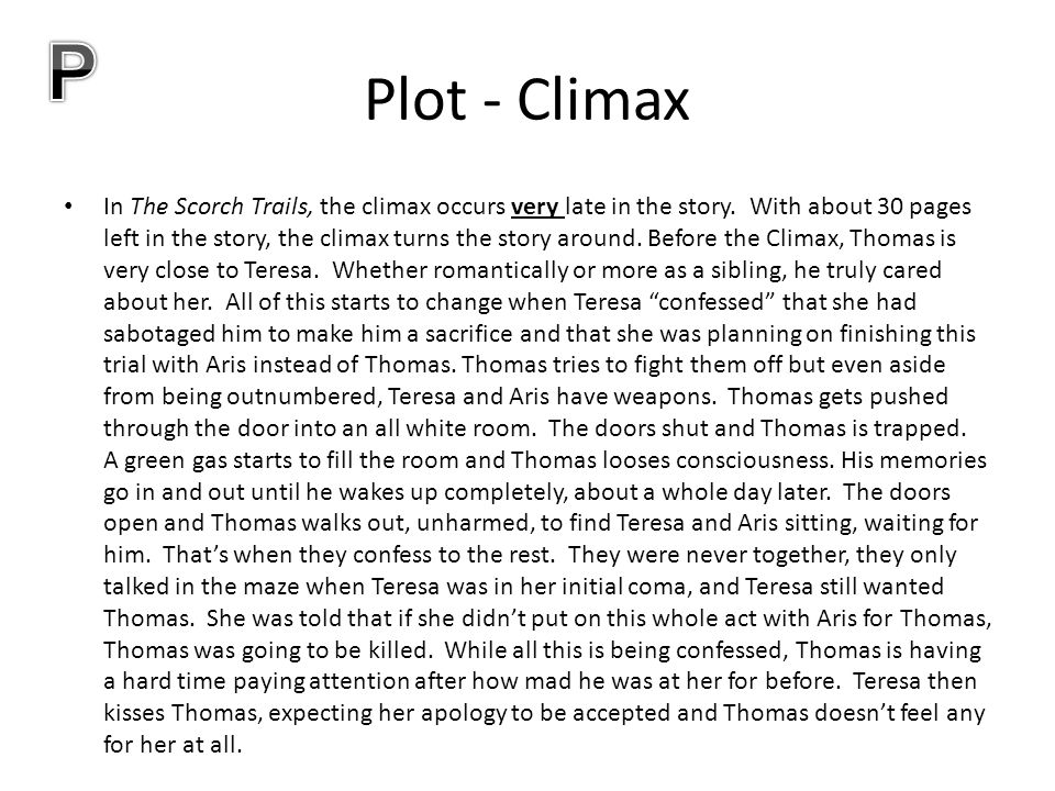 The scorch trials sequel to the maze runner ppt video online download p plot climax ccuart Image collections