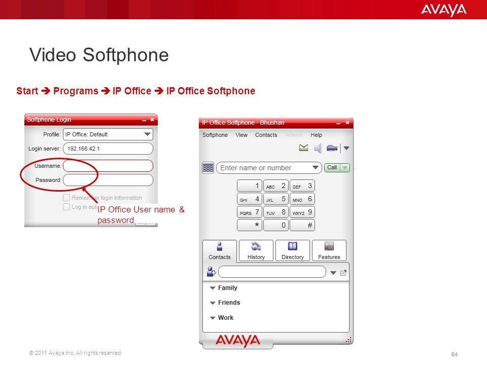 Avaya Ip Office Softphone | Good Office View