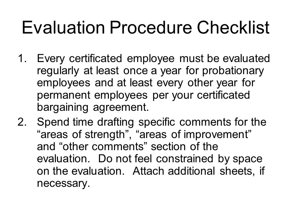 Certificated Evaluations Ppt Video Online Download
