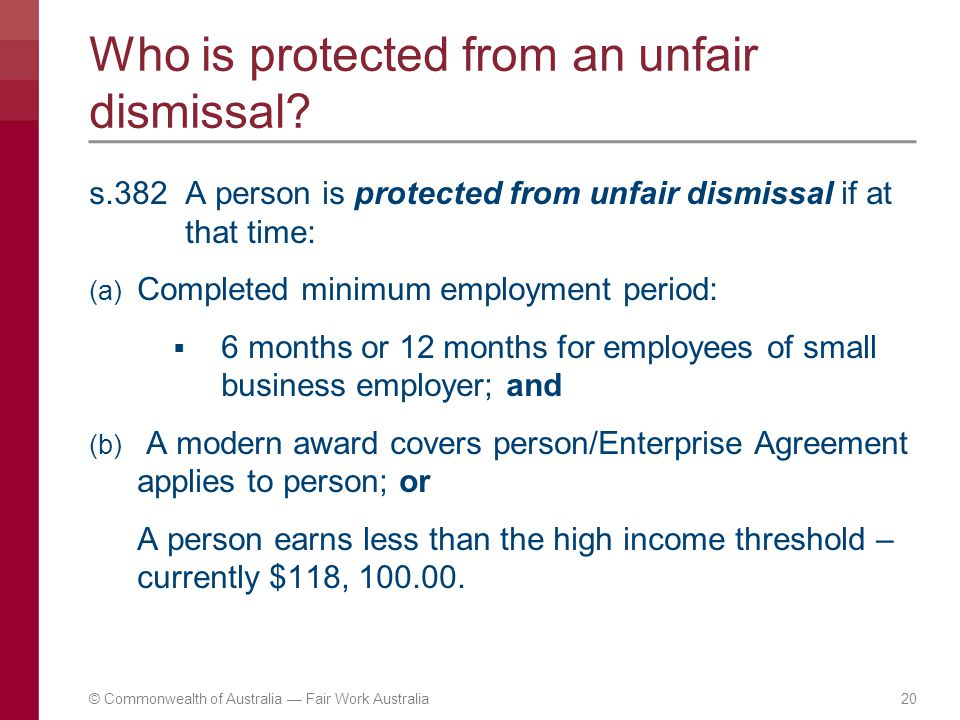 Termination Of Employment Ppt Video Online Download