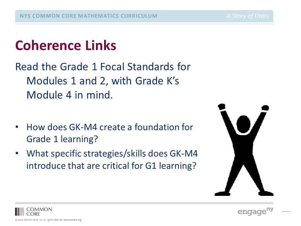 Grade 1 – Module 5 Module Focus Session - ppt download