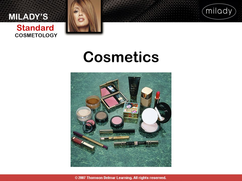 Milady S Standard Cosmetology Ppt Download