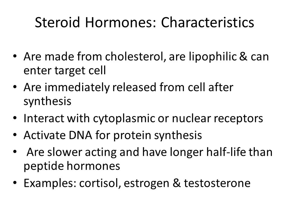 Synthesis Of Steroid Hormones Ppt Video Online Download