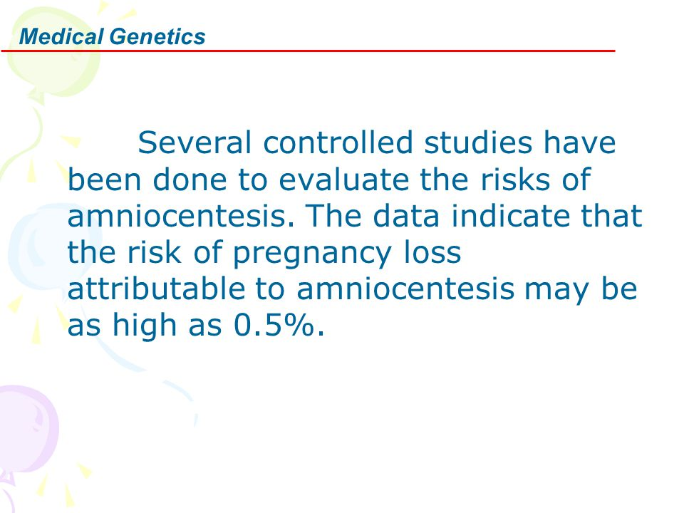 18 疾病的产前诊断 Prenatal Diagnosis of Disease