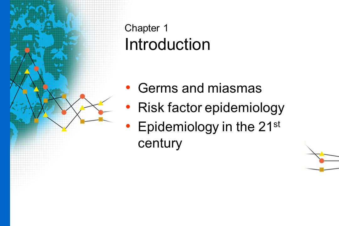 Risk Factor Epidemiology In The 21st Century