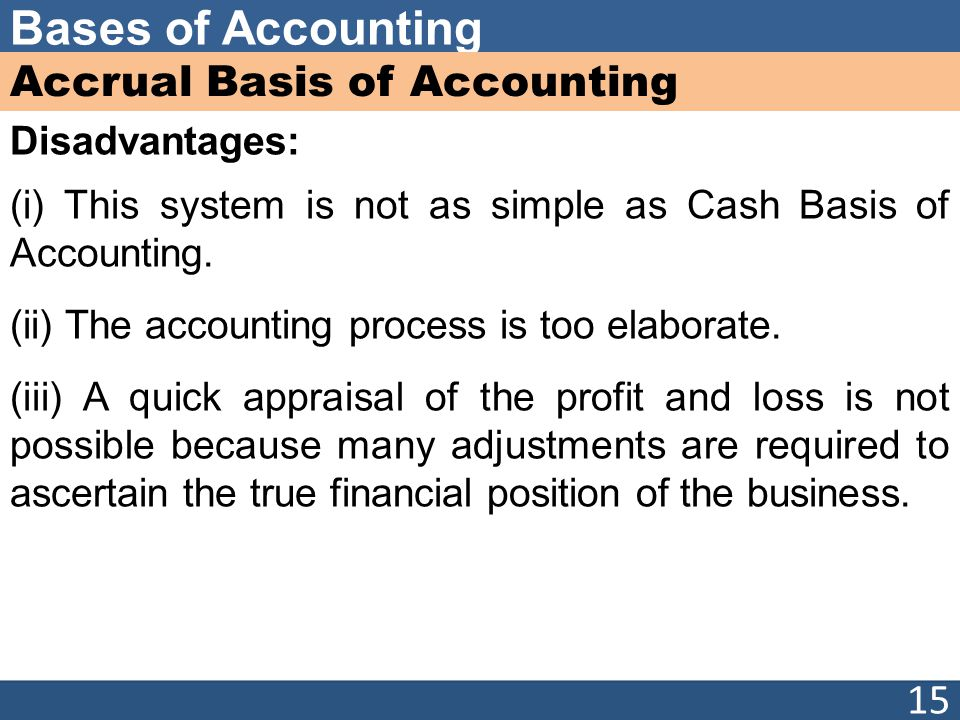 Chapter 4 Bases Of Accounting Ppt Video Online Download. Accrual Basis Of Accounting. Worksheet. Accounting Worksheet Advantages At Mspartners.co