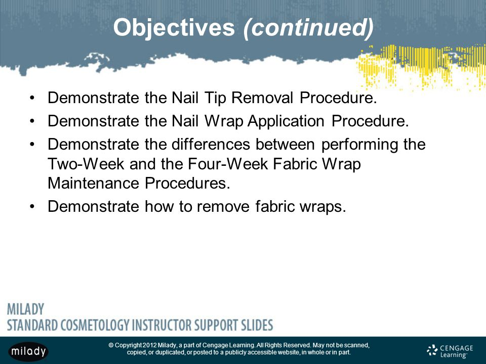 Chapter 27 Nail Tips and Wraps - ppt download
