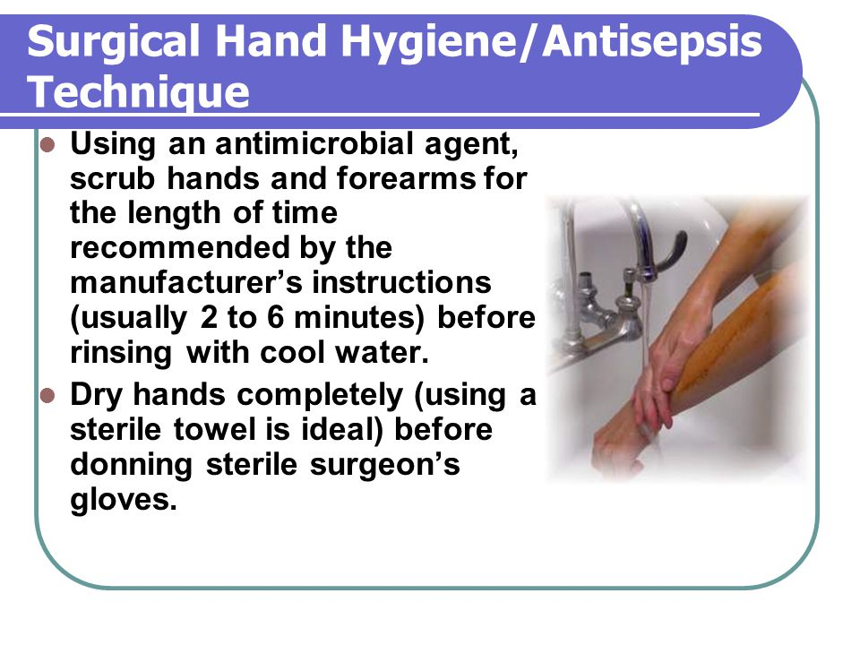 Hand Hygiene In Dental Health Care Settings Ppt Video Online Download