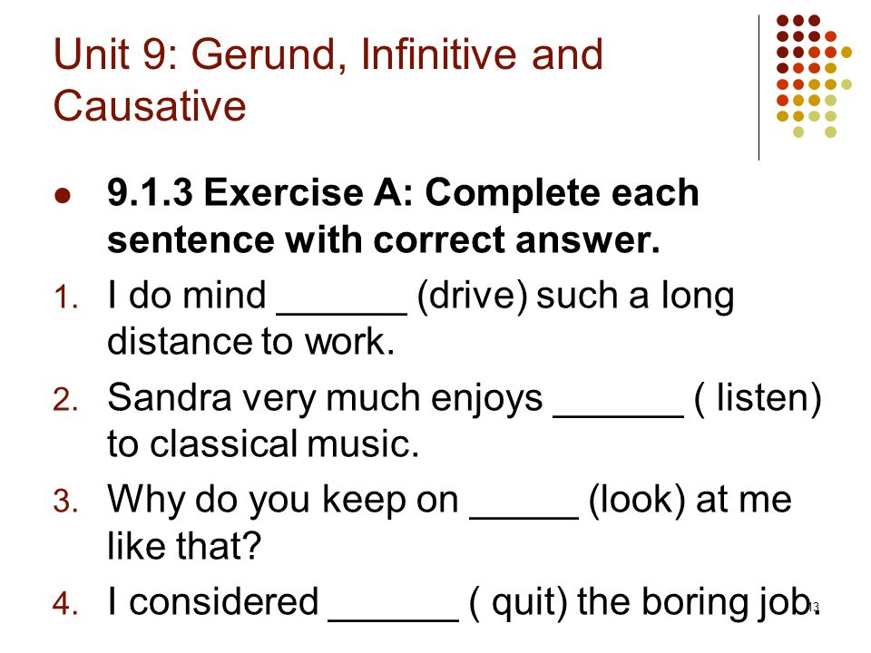 Gerund Worksheets With Answers Sewdarncute: Gerunds And Infinitives Worksheets At Alzheimers-prions.com