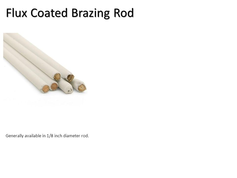 Flux Coated Brazing Rod