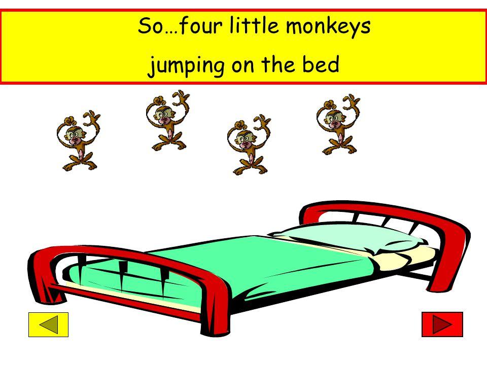9 Sofour Little Monkeys