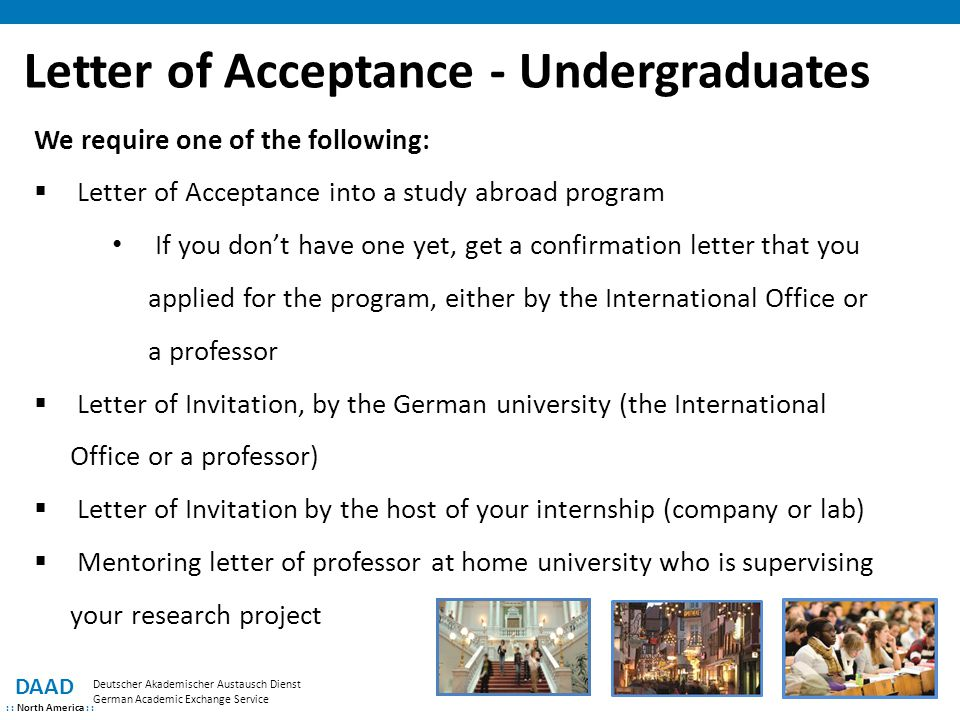 Application walk through ppt video online download letter of acceptance undergraduates stopboris Image collections