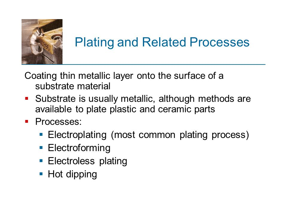 Lecture 10 Surface Processing Operations Ppt Video