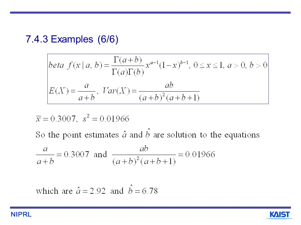 7.4.3 Examples (6/6)