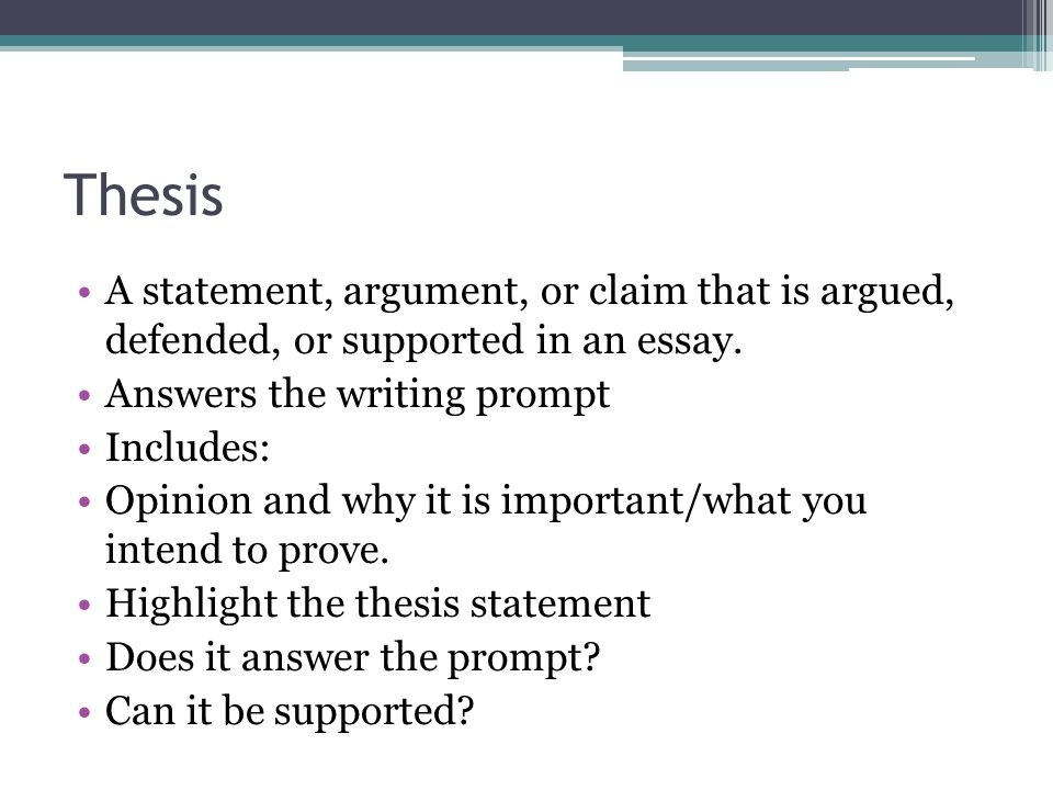 argument essay with thesis statement How to write an argument essay step by step updated on  for instructions and examples on easy ways to write a good thesis statement for an argument essay see:.