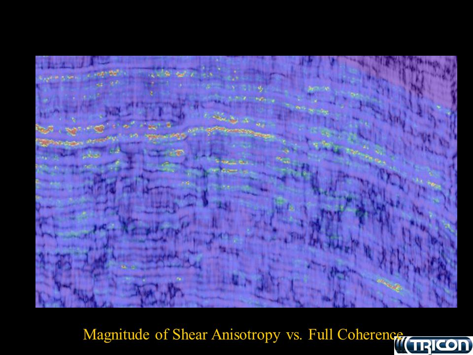 Magnitude of Shear Anisotropy vs. Full Coherence