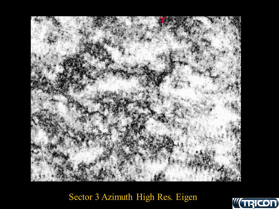 Sector 3 Azimuth High Res. Eigen