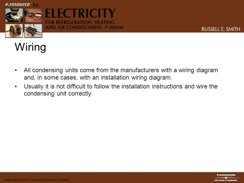 7 wiring