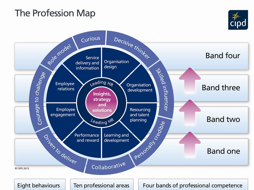 HR Profession Map What makes great HR