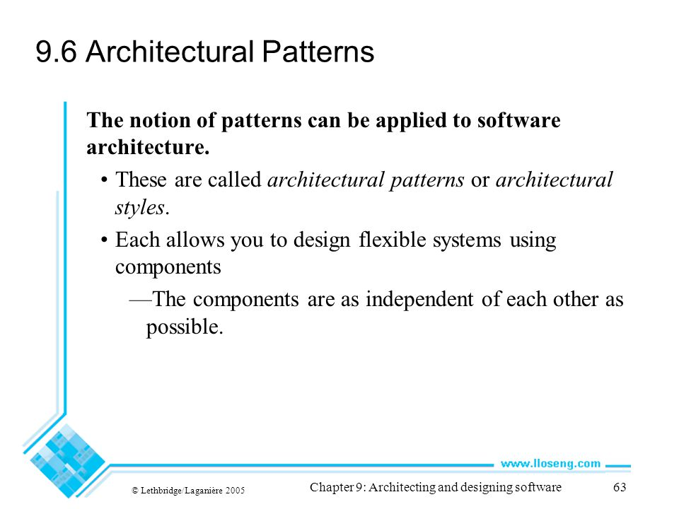Architecting And Designing Software Ppt Download