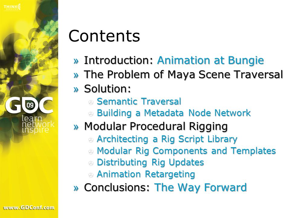 Modular Procedural Rigging - ppt video online download