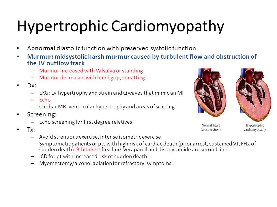 hypertrophic cardiomyopathy murmur - Monza berglauf-verband com