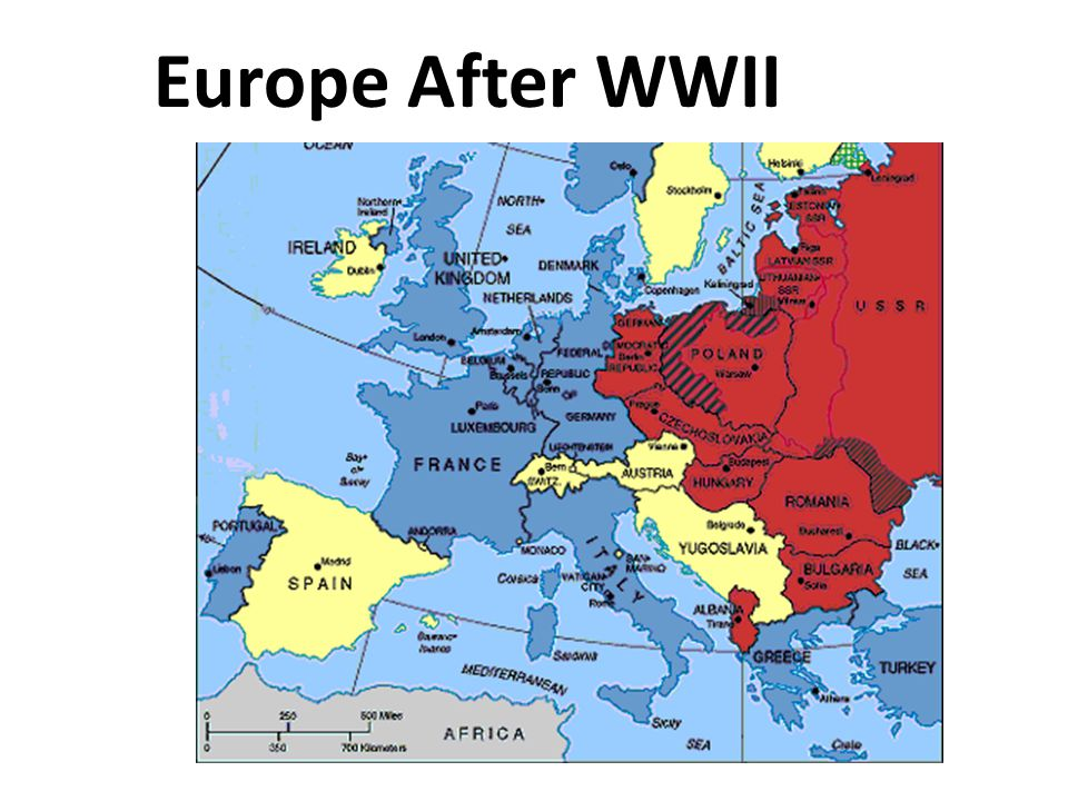 The Cold War (1945 – 1991). - ppt video online download