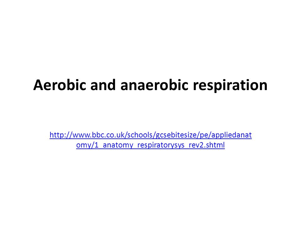 aerobic and anaerobic respiration during excercise During exercise with adequate fuel and oxygen (ie, aerobic), muscle cells can contract repeatedly without fatigue during anaerobic or non-oxygen conditions (ie, higher intensity exercise), muscle cells must rely on other reactions that do not require oxygen to fuel muscle contraction.