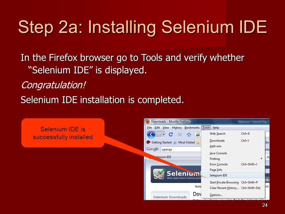 Selenium HP Web Test Tool Training - ppt video online download