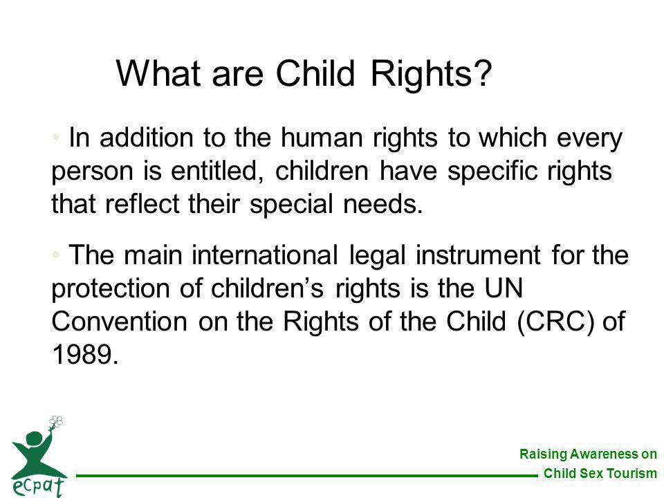 What are Child Rights