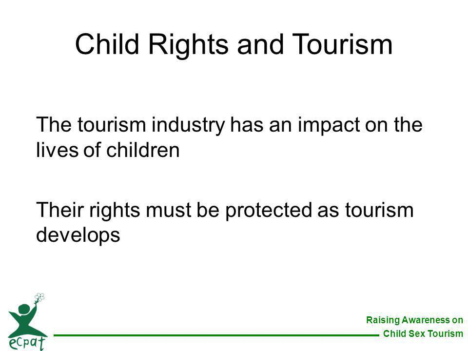 Child Rights and Tourism