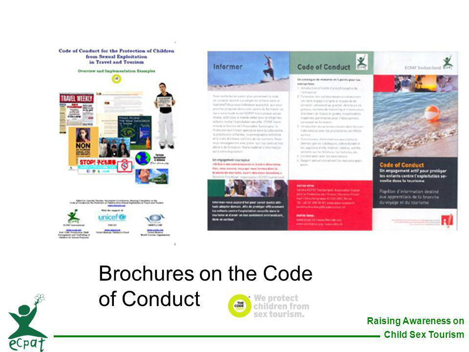 Brochures on the Code of Conduct
