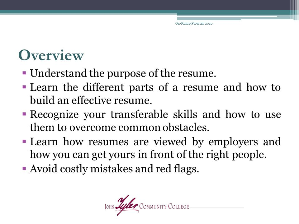 resume writing presenters judy taylor professional counselor ppt