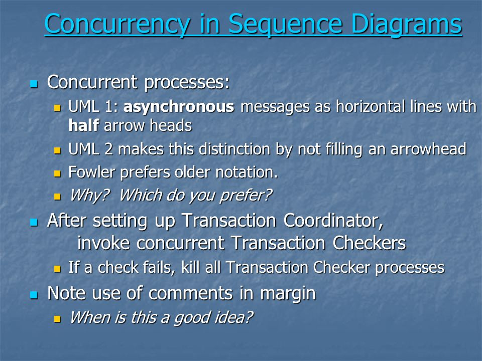 System sequence diagrams ppt video online download concurrency in sequence diagrams ccuart Gallery