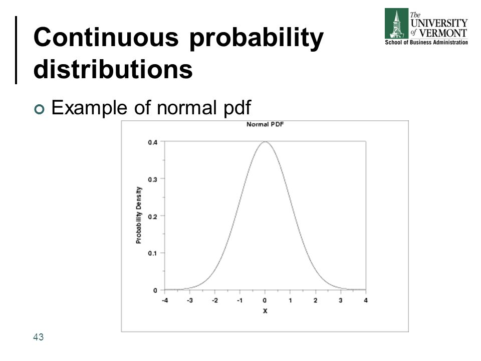 normal probability distribution examples pdf