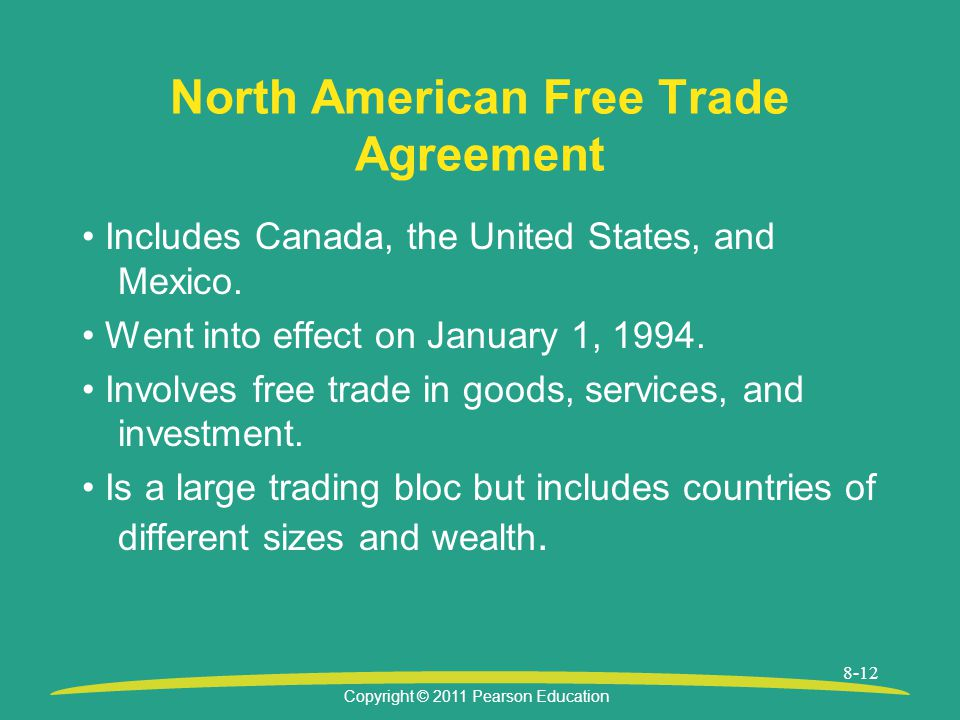 Part Three Theories And Institutions Trade And Investment Ppt