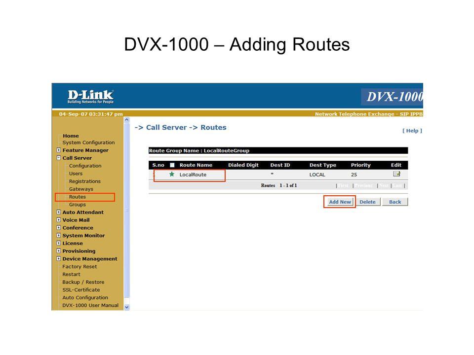 D-Link DVX-1000 Download Drivers