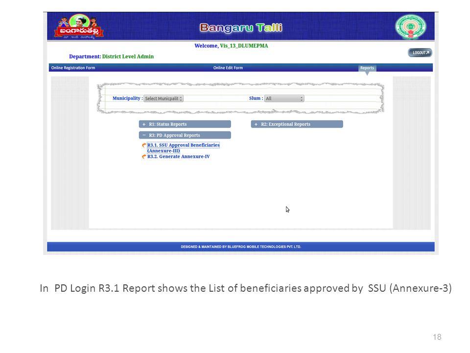Bangaru Talli MEPMA Login Screen - ppt download