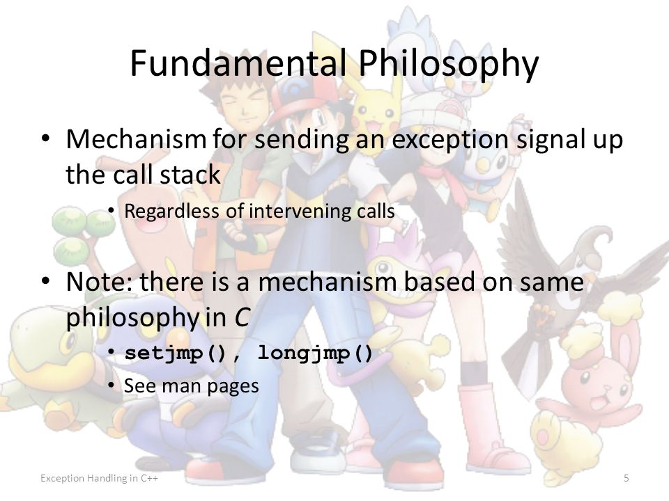 Fundamental Philosophy