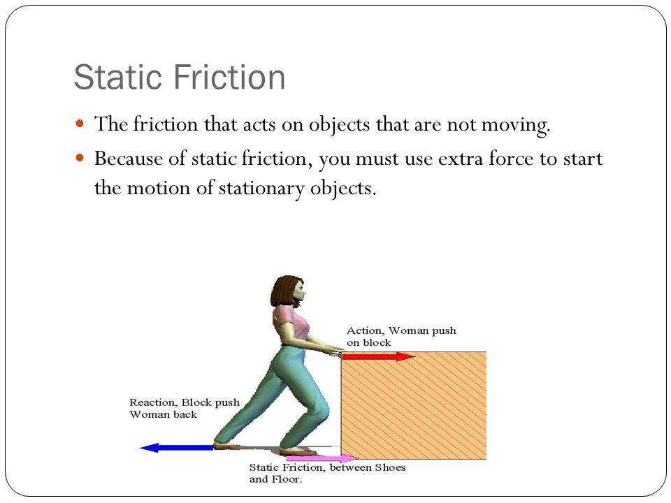Lesson 2 – Friction and Gravity - ppt video online download