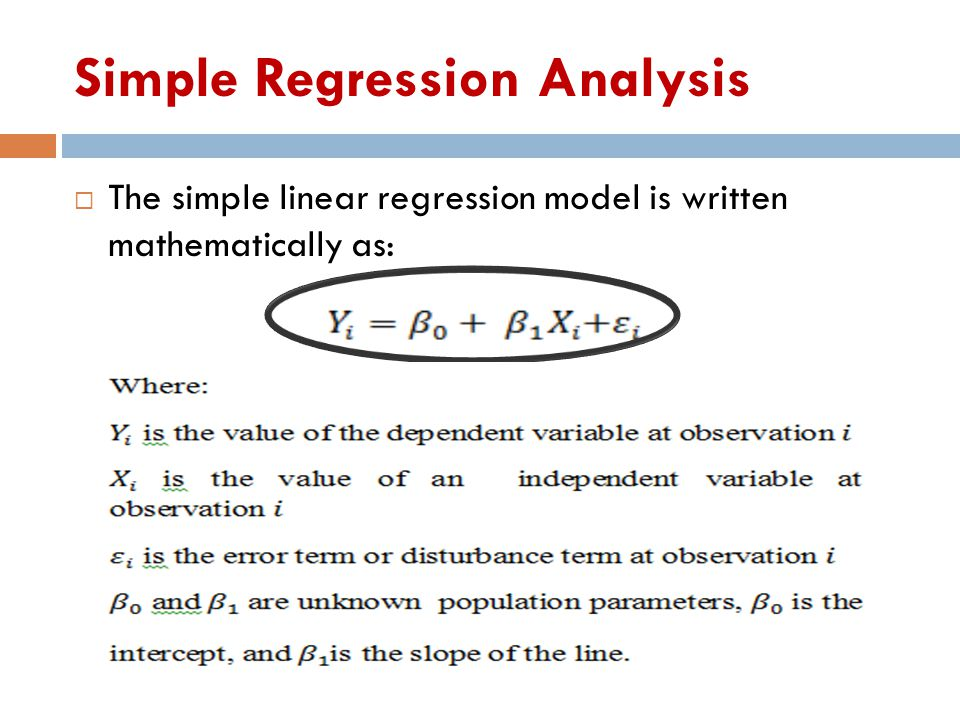 Peg young simple regression analysis airline